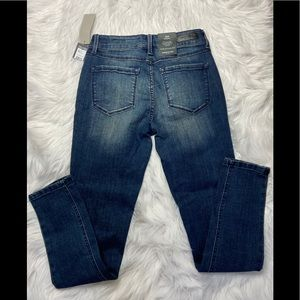 Kenneth Cole Jess Skinny Mid Rise Jeans